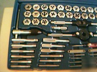 Sears craftsman tap and die set