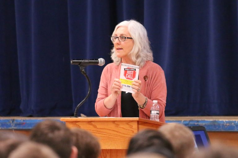 Don't Stall, Just Call at Devon Prep