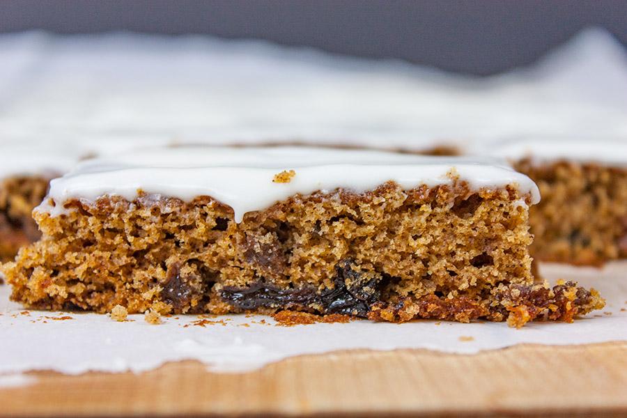 Spice Bar Cake Recipe