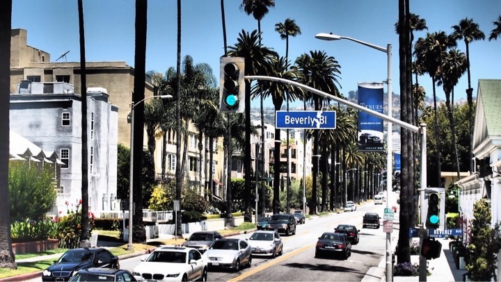 Los Angeles Streetscapes