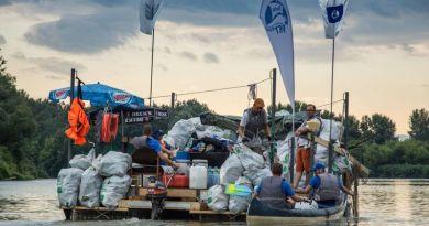 Feltérképezik a műanyagszennyezést a Tisza teljes hosszában
