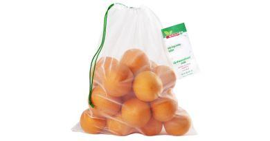 Többször használatos zöldség- és gyümölcstároló tasakot vezet be a SPAR