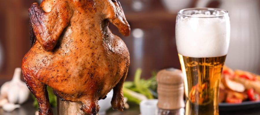 the best beer can chicken holder june