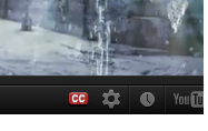 YouTube CC Option
