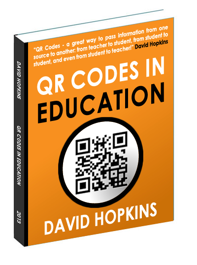 eBook QR Codes in Education from David Hopkins