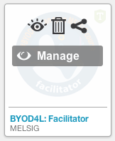 Cred.ly Manage Badge