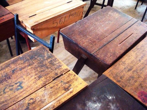 Desks of doom #blimage