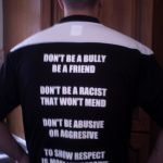 Part of our Message to bring respect to our awareness weekend 13th-15th March