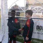 Friendship Is The Key At Grassroots Football.