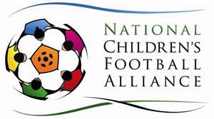 National Children's Football Alliance logo