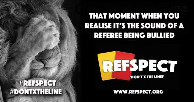 refspect bullied