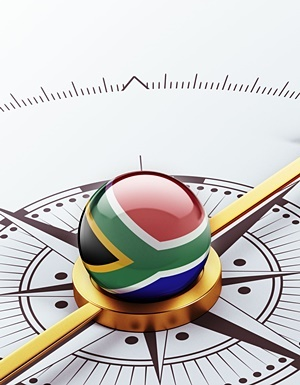 South Africa High Resolution Vote Concept