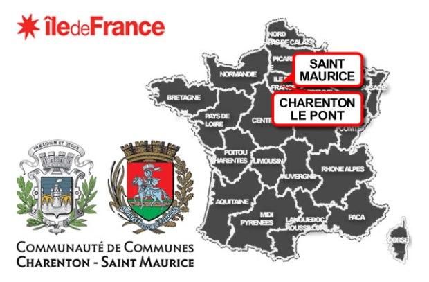 illustration pour 2 minimazic à Charenton – Saint Maurice