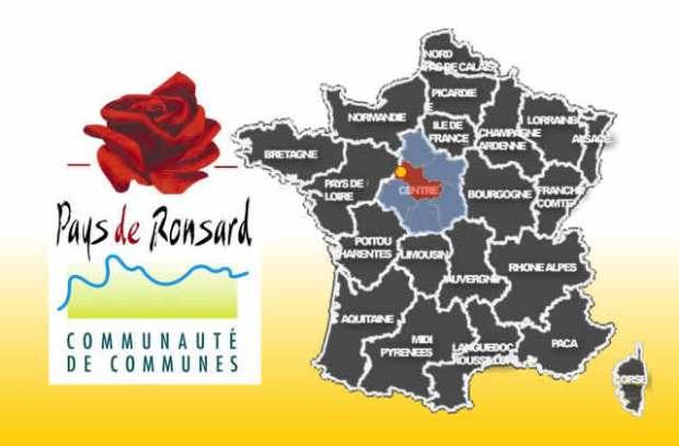 illustration pour Pays de Ronsard, 3ème Minimazic en Loir-et-Cher