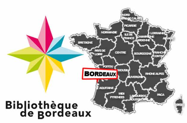 illustration pour Bordeaux, une borne au Grand Parc