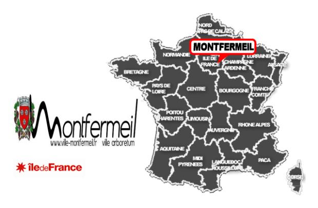 illustration pour Montfermeil, 2 bornes pour le Petit prince
