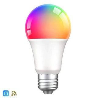 Smart light bulb WiFi RGB dimmable LBC9