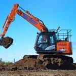 doocey, digger, ground, works