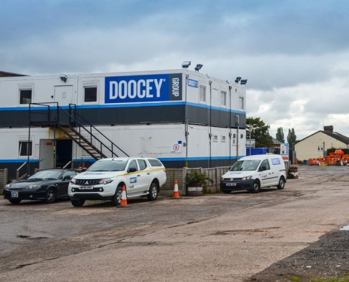 doocey, group, yards, wolverhampton, birmingham, western, power, distribution