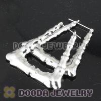 Triangle Door Knocker Earrings Asos Spot Triangle ...