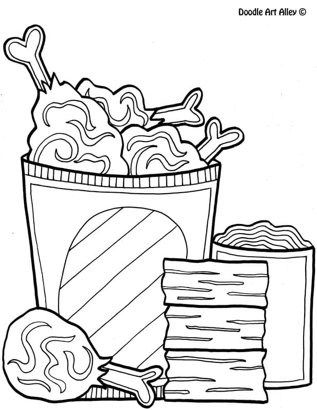 Food Coloring Pages Ford F650