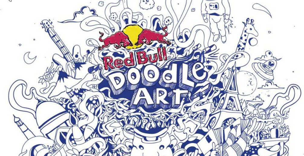 30 Stunning Doodle Artworks From The Regional Winners Of Red Bull