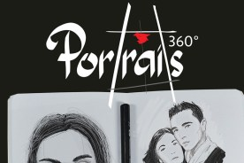Portraits 360° is back for its second edition