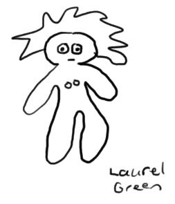 a dumb drawing