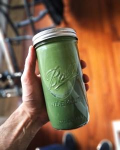 protein shake vegan