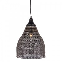 Moroccan Pattern Ceiling Lamp