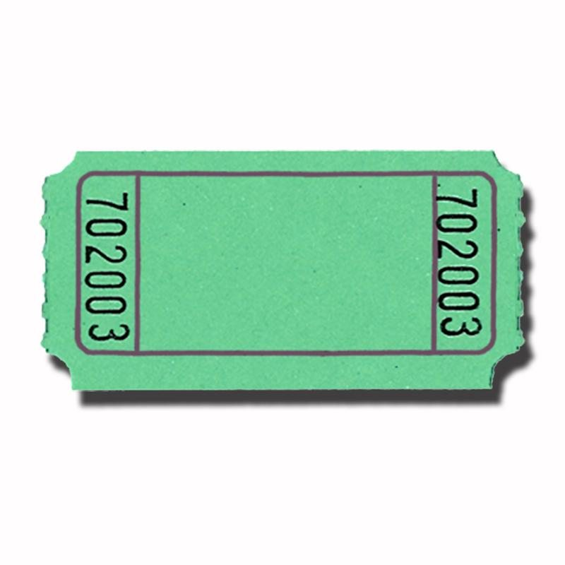 raffle ticket border clip art