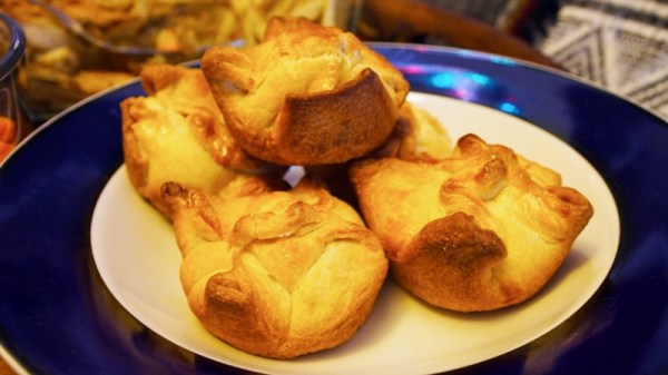 Spinach Puffs   doomthings