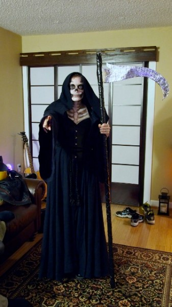 Death costume | doomthings