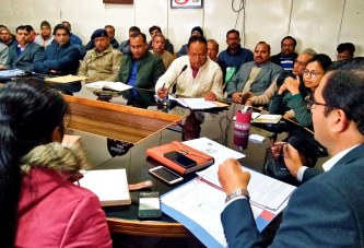 अल्मोड़ा : धूमधाम से मनाया जाएगा गणतंत्र दिवस समारोह, सीडीओ ने तैयारियों को लेकर ली बैठक
