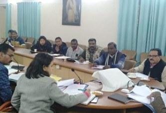 देहरादून: जिलाधिकारी सी रविशंकर की अध्यक्षता में स्वच्छकार समिति की बैठक