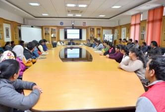 भारतीय पेट्रोलियम संस्थान में कौशल विकास प्रशिक्षण कार्यक्रम प्रारंभ