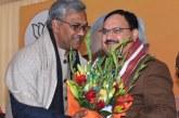 जे पी नड्डा निर्विरोध चुने गए भारतीय जनता पार्टी के राष्ट्रीय अध्यक्ष