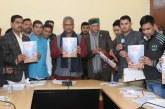 मुख्यमंत्री ने वार्षिक पत्रिका ''म्यारू पहाड़ म्यारू परांण'' का विमोचन किया