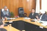 मुख्यमंत्री ने गन्ना विकास एवं चीनी उद्योग के संबंध में समीक्षा बैठक किया