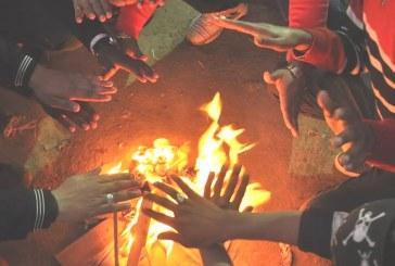 उत्तर भारत में कड़ाके की ठंड