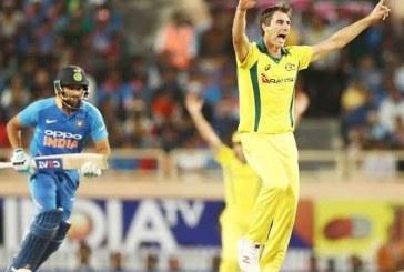 भारत और ऑस्ट्रेलिया की तीन मैचों की वनडे सीरीज कल