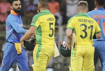 मुंबई वनडे : आस्ट्रेलिया ने भारत को 10 विकेट से हराया