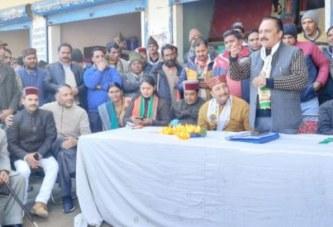 उत्तरकाशी: सीएए पर भाजपा कोई समझौता नहीं करेगीः बिष्ट