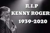 Legendary country music singer Kenny Rogers dies at 81