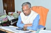 मुख्यमंत्री ने विधायकों से बात कर कोरोना वायरस के संक्रमण से बचाव हेतु सतर्क रहने अनुरोध किया
