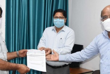 कोविड-19: मंत्री हरक सिंह ने 15 लाख रू. की धनराशि व्यय की स्वीकृति प्रदान की