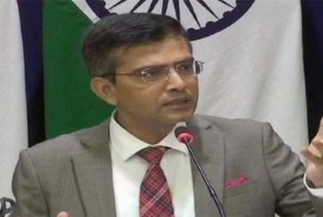चीन को भारत का करारा जवाब