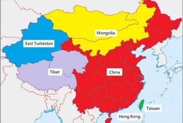 चीन खुद डर रहा है, हॉन्गकॉन्ग, ताइवान और तिब्बत से