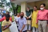 भाजपा के वरिष्ठ नेता दिनेश रावत ने आयोजित किया सम्मान कार्यक्रम