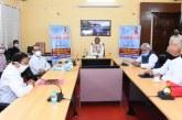 मुख्यमंत्री ने बुधवार को मुख्यमंत्री आवास में ई कलेक्ट्रेट प्रणाली देहरादून का शुभारंभ किया